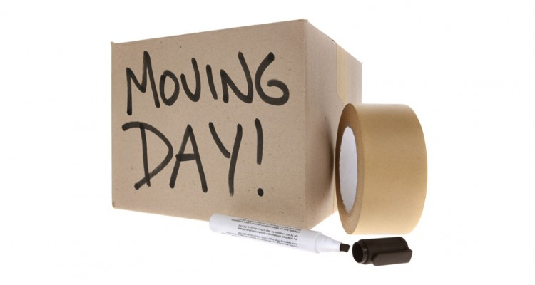 It's Moving Day! Items You Need That You Probably Forgot