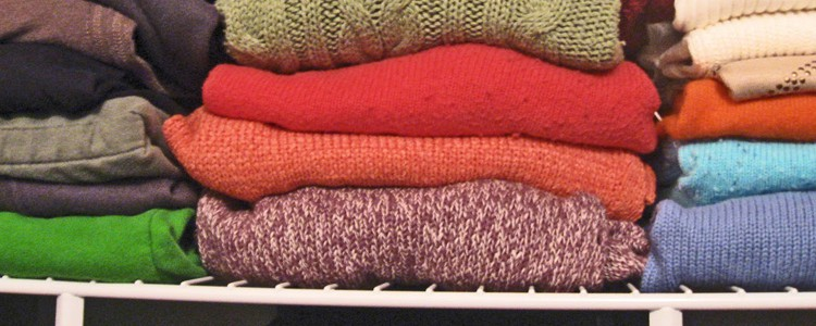 Spring is Here: Tips for Storing Winter Clothes