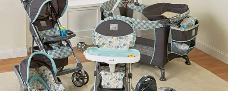 Tips for Storing Baby Gear
