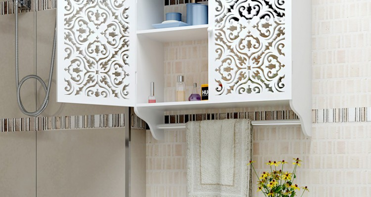 Bathroom Storage Hacks to Give You More Space