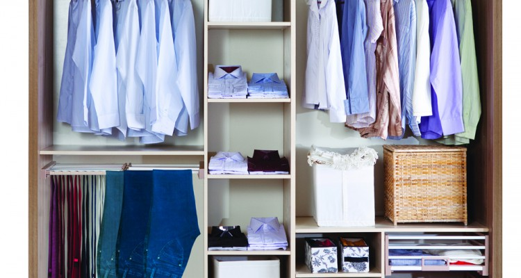 Enough is Enough! Organize Your Closet Now